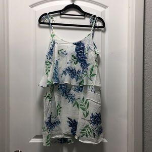 Show Me Your Mumu wisteria mini dress, sz S, NWT!